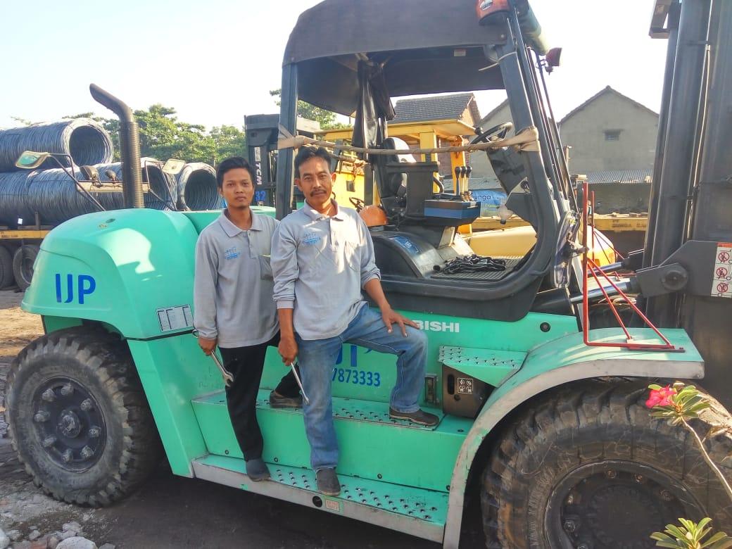 Jasa Sewa Forklift Margomulyo Bulanan & Event