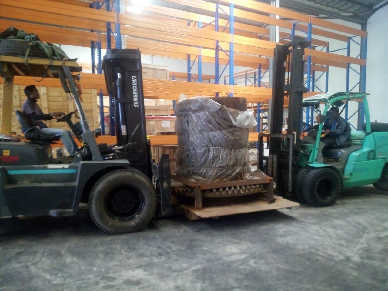 Rental Forklift Sidoarjo