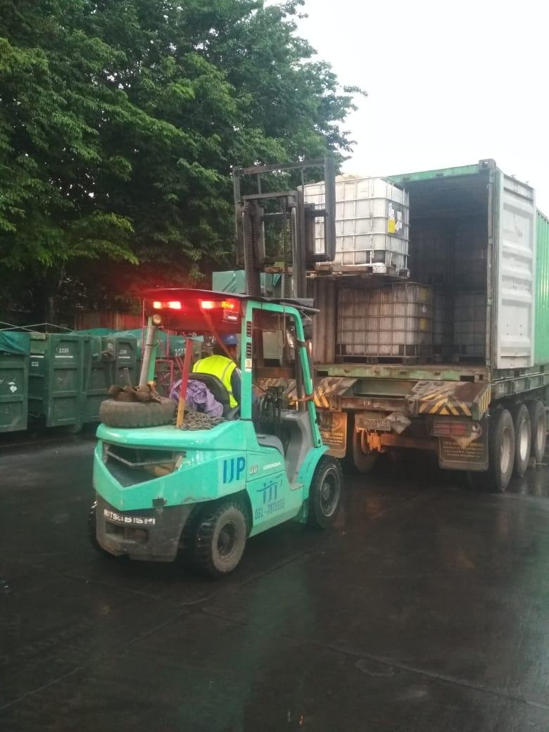 Sewa Forklift