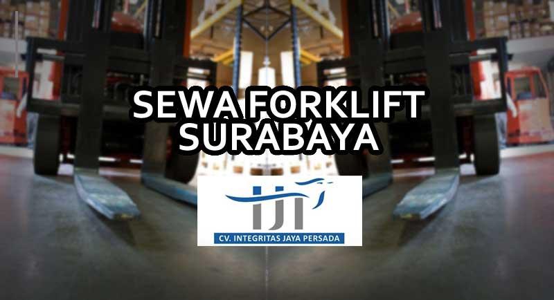 Daftar Harga Sewa Forklift Surabaya